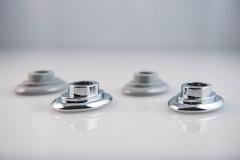 Kunststoff-Verchromen-Parfümerie-Kosmetik-Verschlüsse-3