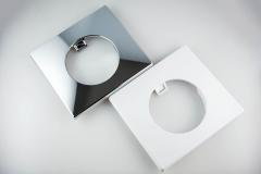 Kunststoff-Verchromen-Wasserarmaturen-WC-Betätigungsplatte-2